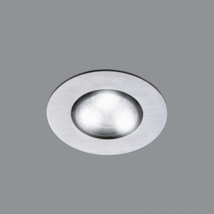 Downlight Circle II Brushed...