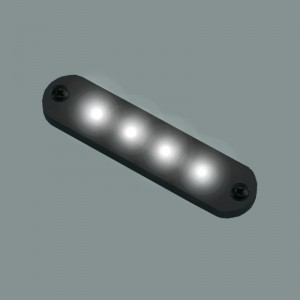 Cabin LED Courtesy Light 1018 Series