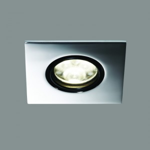 The Cabin Recessed Tiltable LED Downlight Quattro II