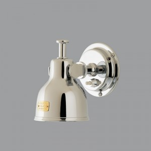 Probably The Most Beautyful Yacht Lamp At Sea. The Cabin Reading Lamp
