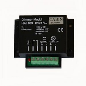 C-LED DIM - PVM dimmer