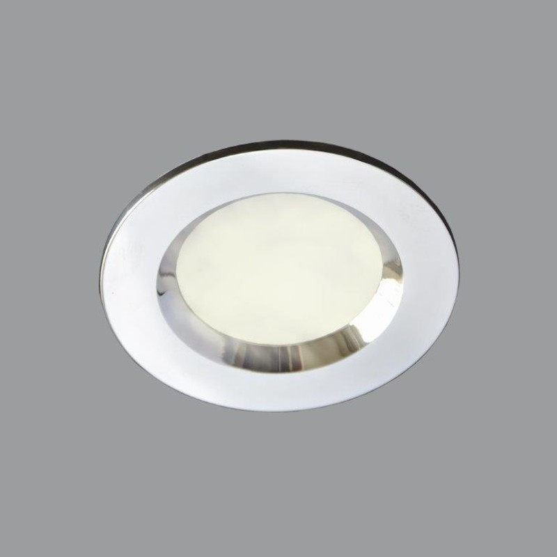 Cabin Downlight fixed with screws for motoryachts