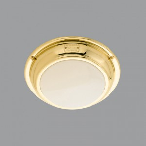 Anne Brass PVD with double...