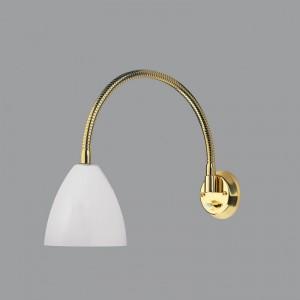 Swing White Chart Brass PVD